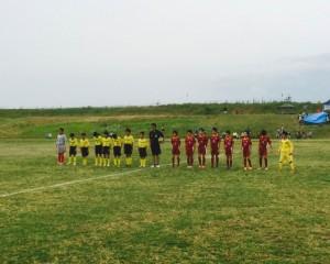 U-12B リーグ結果