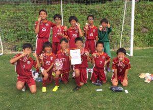 U-12県リーグ結果